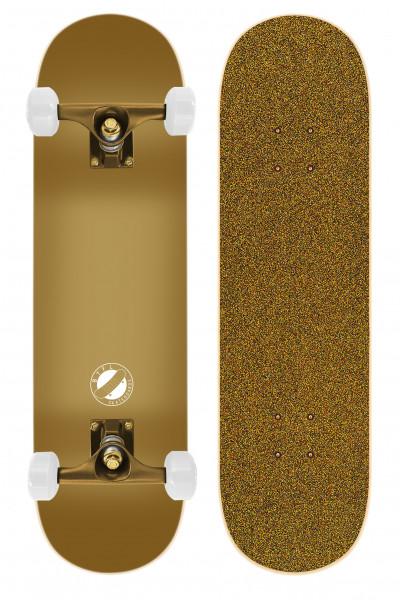 BTFL Skateboard - GOLD EDT. complete