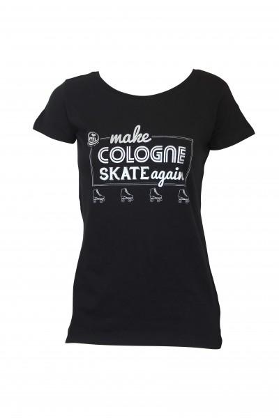 """BTFL - Make """"YOUR CITY"""" Skate Again - TSHIRT"""