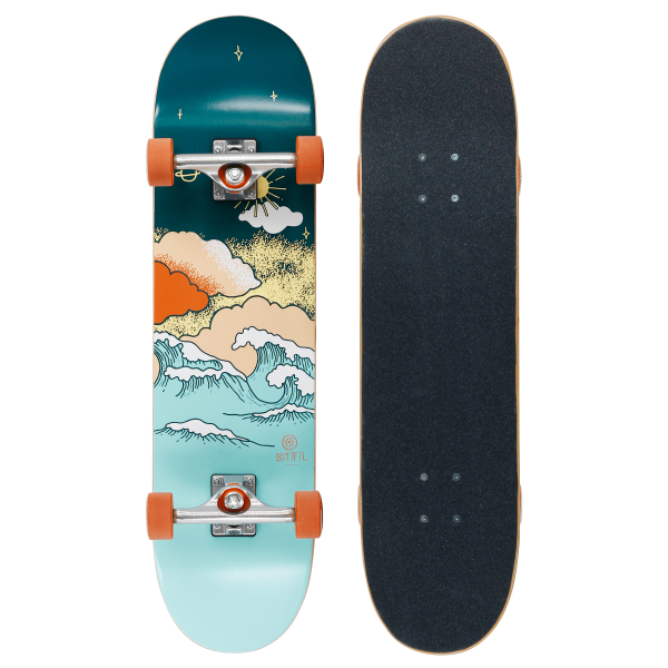 BTFL MARVIN - Skateboard Cruiser komplett