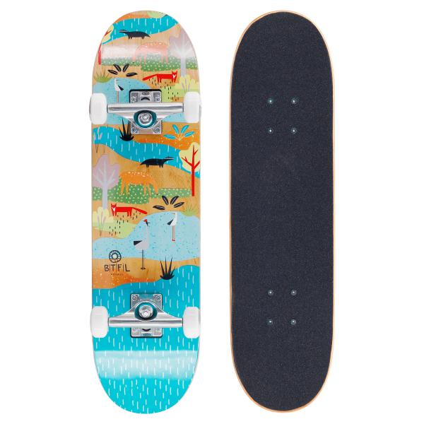 BTFL BJOERK - kids skateboard complete