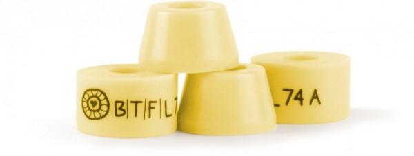BTFL Bushings Lenkgummies Set - 74A - gelb