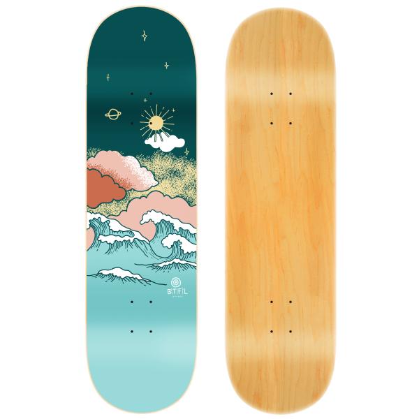BTFL MARVIN - Skateboard Deck