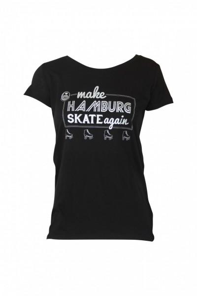 BTFL T-SHIRT - Make Hamburg Skate Again
