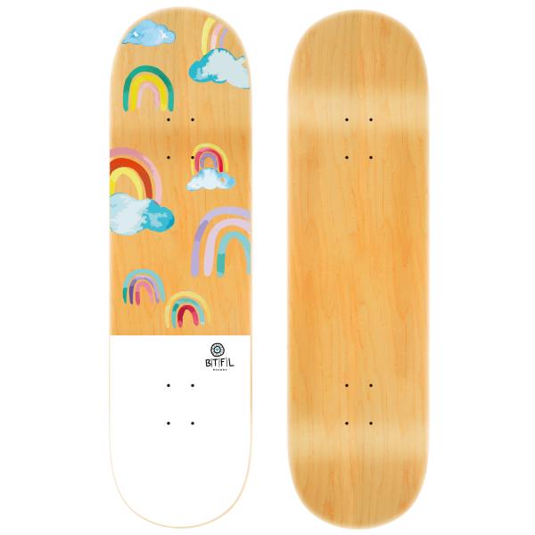 BTFL LILLY - Skateboard deck