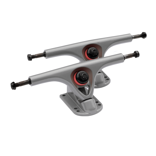 BTFL RKP Longboard Achse Set - 180MM - grau metallic