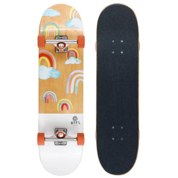 BTFL LILLY- Skateboard Cruiser komplett