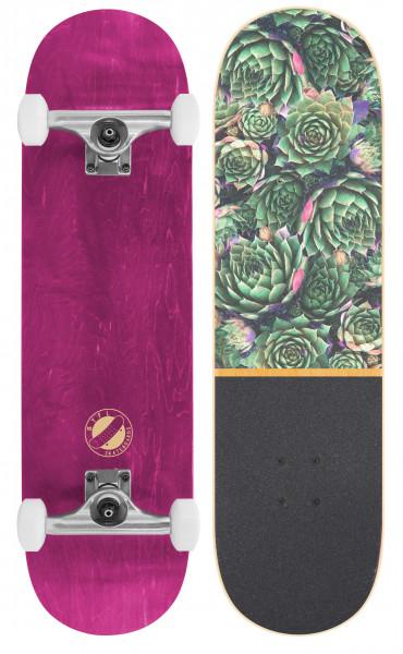 BTFL Skateboard - plants complete