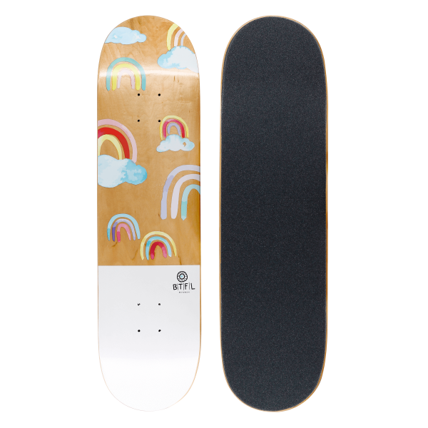 BTFL LILLY - Skateboard Deck only