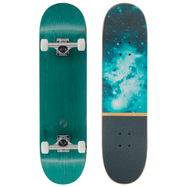 BTFL GALAXY - Skateboard komplett