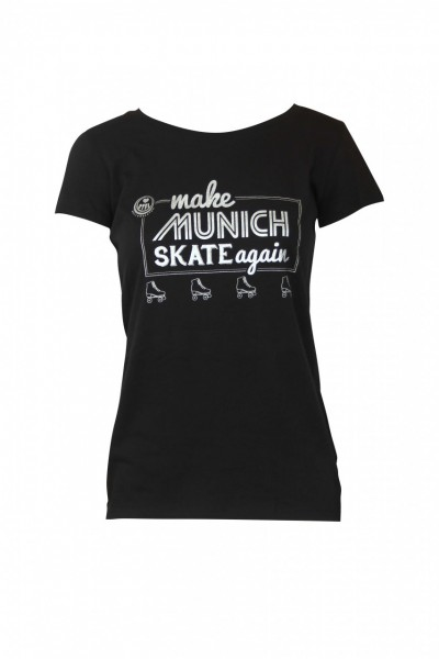 BTFL T-SHIRT - Make Munich Skate Again