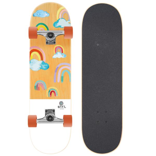 BTFL LILLY- Skateboard Cruiser Complete