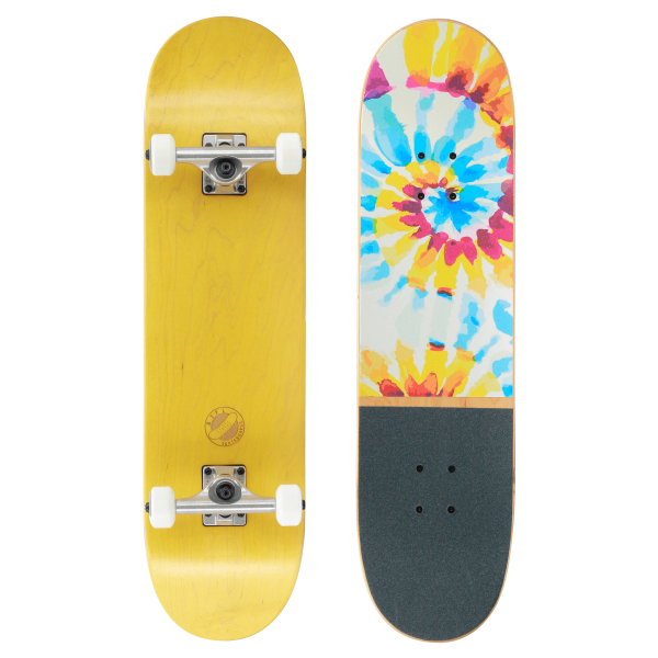 BTFL FUSION - Skateboard komplett