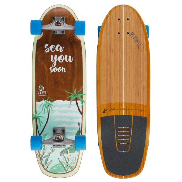 BTFL CODY - Surfskate board complete